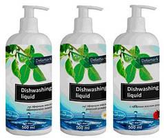 Бесфосфатные средства для мытья посуды