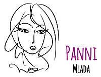 Panni Mlada Салфетка защитная для педикюрного кресла из спанбонда, 60X120 см., 50 шт, белый
