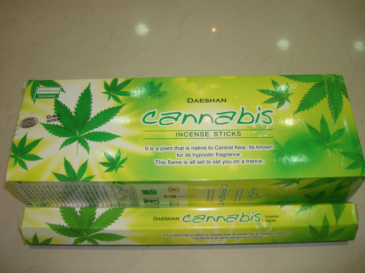 Cannabis Darshan