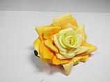 Троянда жовта, фото 3