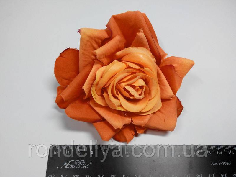 Помаранчева троянда