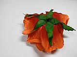 Помаранчева троянда, фото 3