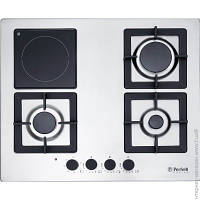 Варочная Поверхность Perfelli Design HKM 6330 Inox Slim Line