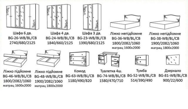 Схема Богема МіроМарк