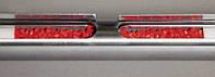 5351-1000 Пробоотборник скребковый, длина 100см, для несыпучих порошков