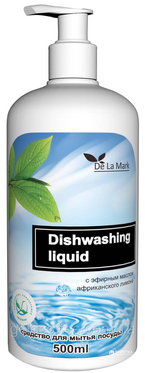 """Бесфосфатное средство для мытья посуды """"Африканский лимон"""" 0.5 л"""