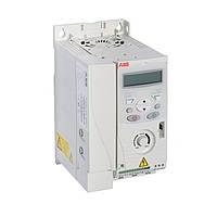 Частотный преобразователь ABB ACS150 1,5 кВт, 1ф