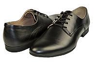 Мужские туфли prime 486.6 чёрные   весенние