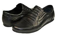 Мужские спортивные туфли prime 546ч черные   весенние