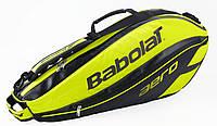 Чехол Babolat RH X 3 Pure Aero black/yellow 2016 year (751117/142)