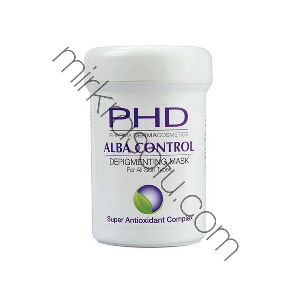 ALBA CONTROL DEPIGMENTING MASK For All Skin Types 250 мл