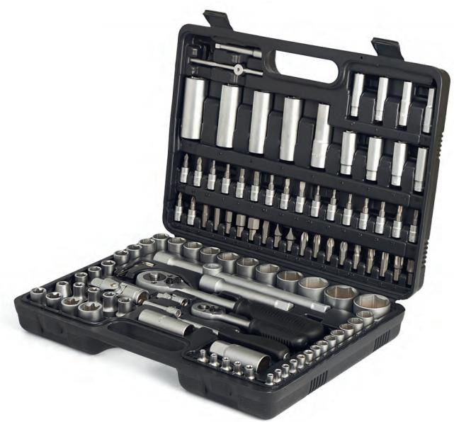 Набор инструмента MIOL  E-58-108   108 шт.