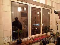 """Трехстворчатые металлопластиковые окна Рехау - оконная компания """"Окна Маркет"""" (066) 777-31-49"""