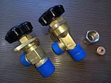 Вентиль запорный продувочный КВО 7406 и кво 7406 м  от производителя, фото 2
