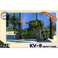 Танк   КВ-9      1\72    PST 72034