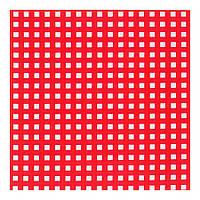 Лен 030471 V 23 красная клетка