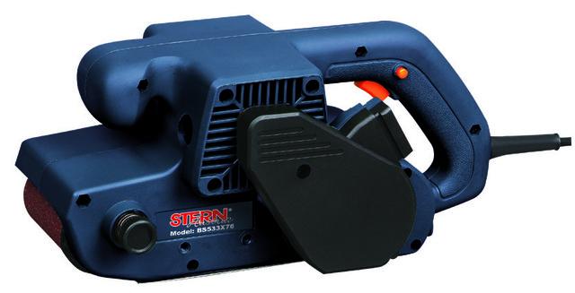 Ленточная шлифовальная машина Stern BS 533x76