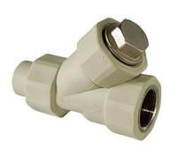 Фильтр полипропиленовый грубой очистки, диаметр 20х1/2 резьба внутренняя