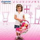 Коляска трансформер 4 в 1 для куклы Maxi Cosi Quinny Smoby 550389, фото 7