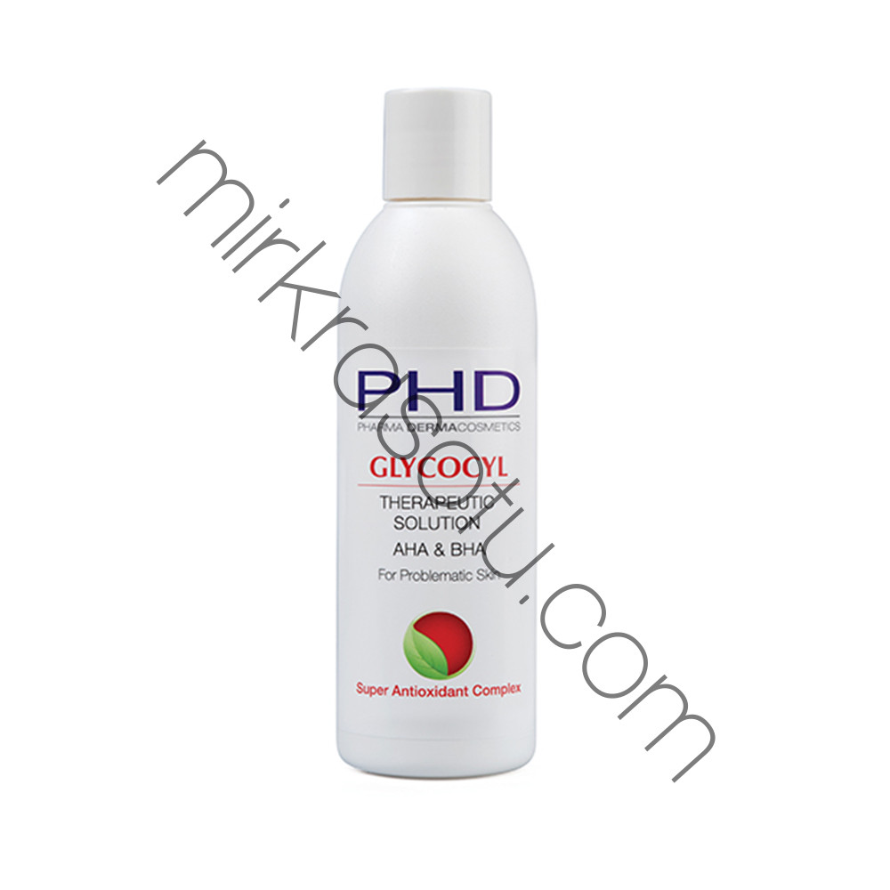 GLYCOCYL THERAPEUTIC SOLUTIONAHA & BHA For Problematic Skin 250 мл