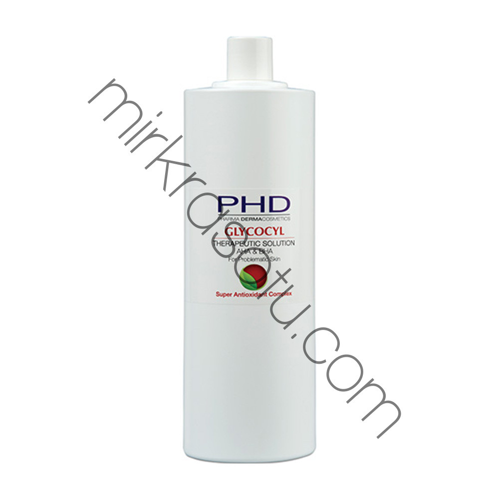 GLYCOCYL THERAPEUTIC SOLUTIONAHA & BHA For Problematic Skin 1000 мл