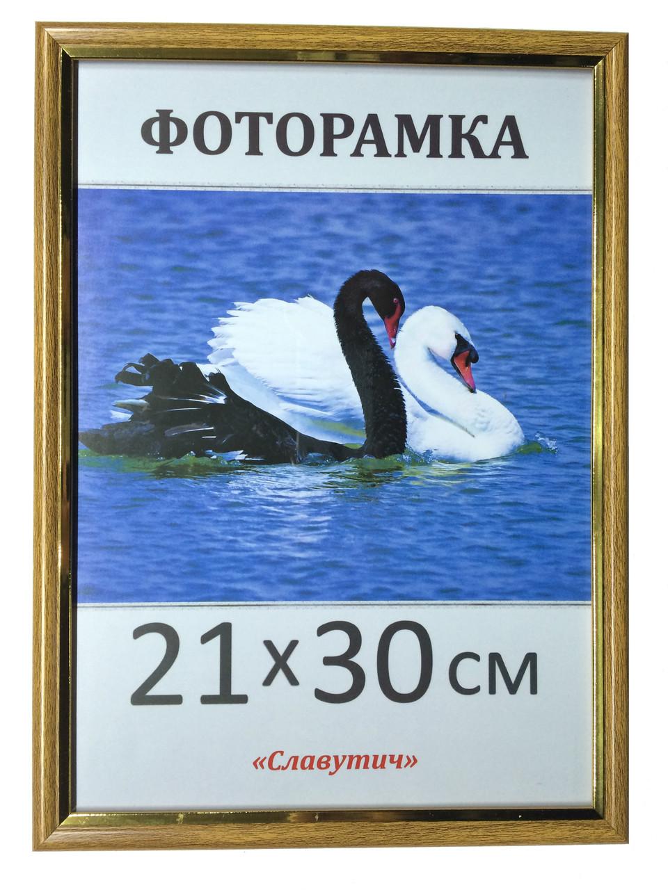 Фоторамка ,пластиковая, 30*40, рамка, для фото, дипломов, сертификатов, грамот, картин,1512-314
