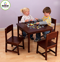 Детский столик со стульями KidKraft