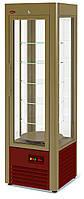 Холодильная витрина МХМ Veneto RS-0,4 с 5-ю вращающимися полками Ø 456мм