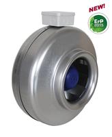 Круглый канальный вентилятор SALDA VKAP 125 MD 3.0