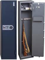 Сейф для ружья G.400.E(на 5 стволов) (Paritet-K G.400.E)