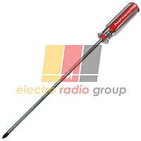 Викрутка крестова Pro'sKit 89118В, РН0, 200 mm