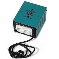 Стабилизатор напряжения Струм СтР-3000 (3кВт) для Котла, холодильника, двигателей