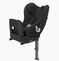 Детское автомобильное кресло Sirona черное Happy Black-black CYBEX 516120001
