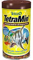 Корм для всех декоративных рыб Tetra Min Flaks,  1 мл