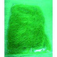 Сизаль в пакете 35 гр. зеленый