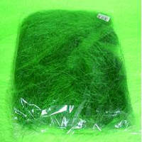 Сизаль в пакете 35 гр. темнозеленый
