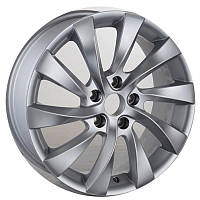 Литые диски ZD 613 R17 W7 PCD5x114.3 ET55 DIA67.1 (silver)
