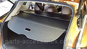 Полка шторка в багажник черная Nissan Murano 2015-17 новая оригинал