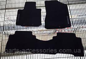 Kia Sorento 2014-17 коврики велюровые черные передние задние новые оригинал