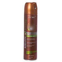 Keratin Styling ЛАК для волос невесомый с жидким кератином суперсильной фиксации 300 мл.