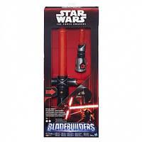 Star Wars Световой меч Кайло Рена распродажа hasbro