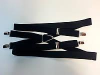Подтяжки польские синие 2,5 см