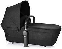 Корзина в коляску для новорожденного Priam Carry Cot Happy Black-black 516210003