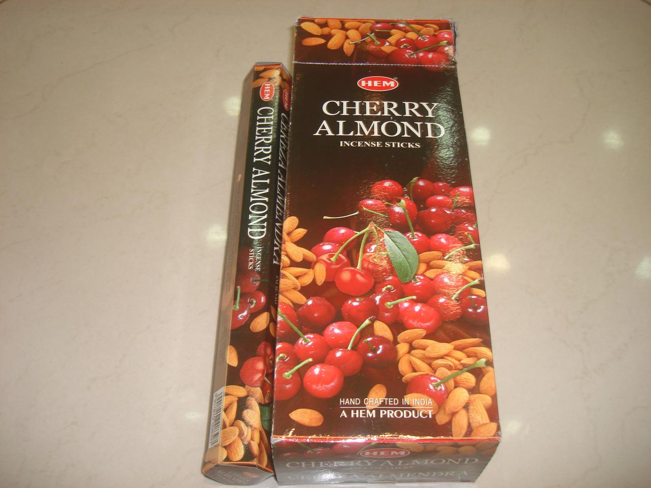 Cherry Almond Hem
