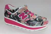 Кроссовки на платформе для девочек ТМ B&G 33,34,36р. маломерят!