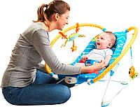 """Детское кресло - качалка """"Подводный мир""""  Tiny Love Тини Лав 1802706130"""