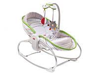 Детское кресло - кроватка - качалка 3 в 1 «Мамина любовь» (БЕЛОЕ) Tiny Love Тини Лав 1801306830