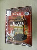 Чай чёрный Luitage Pekoe 100 грамм