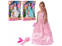 Кукла Барби с аксессуарами Barbi Defa 8063
