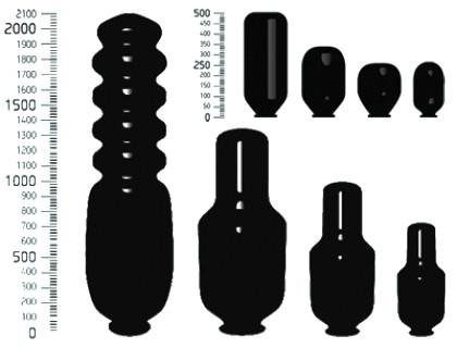 Фланцы и резиновые мембраны для гидроаккумуляторов